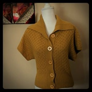 BKE Button-up Sweater